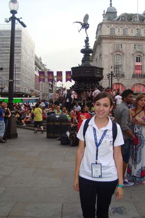 en piccadilly circus london